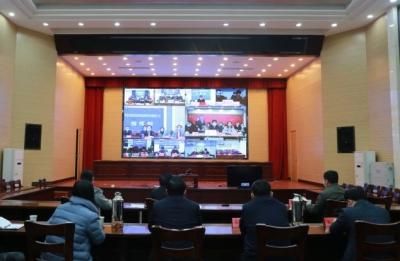廣陵區召開疫情防控指揮部會議