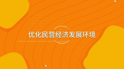 【全国两会MGC】@民营诚信彩票网投app,政府工作报告提到了这些!