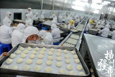 扬州包子连续18年服务全国两会,这些品种最受欢迎……