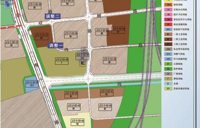 这块地,用地性质将调整为二类工业用地