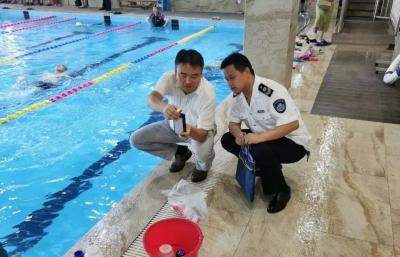 扬州主城区游泳场所水质抽检情况发布!不合格单位有这些……