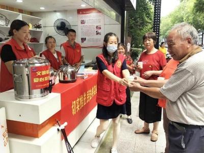 江苏扬州:76万志愿者点亮城市文明之光