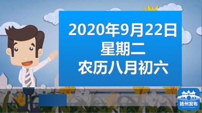 扬州早七点:扬州航空馆正式开馆,科技大餐了解一下?