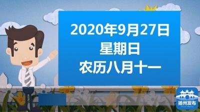 扬州早七点:2020淮扬菜美食节开幕!扬州吃货嗨翻了~