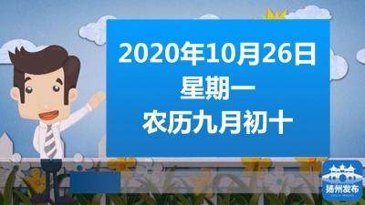扬州早七点:扬州70岁以上老人可享受养老金不同等次增发