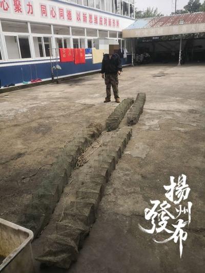 长江边非法捕捞,1公斤也不行!仪征警方一查到底