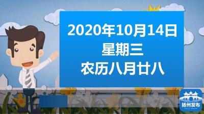 扬州早七点:扬州疾控提醒:如非必要,近期不要前往青岛市