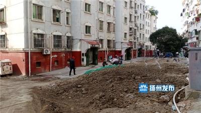 """扬州这个老小区改造用""""心""""换""""新"""",要""""颜值""""更要温度"""