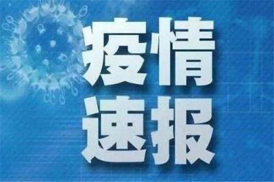 11月25日江苏新增境外输入新冠肺炎确诊病例1例
