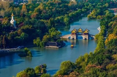 扬州是个好地方!她的万千风情,你爱哪一面?