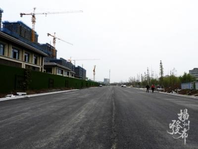 摊铺沥青、加紧建设、道路北延……东南片区未来路网将更通畅