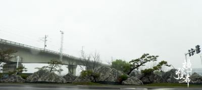叠石假山!扬州这条路,犹如一幅展开的画卷