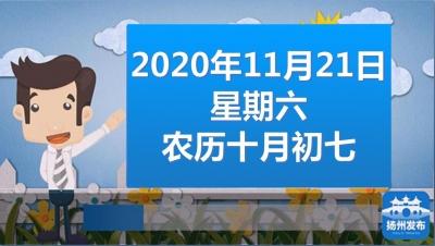 """扬州早七点:扬州继续保留""""全国文明城市""""荣誉称号"""