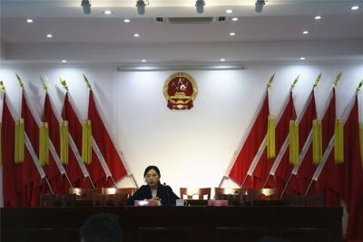 扬州市委宣讲团成员赴泰安镇宣讲党的十九届五中全会精神