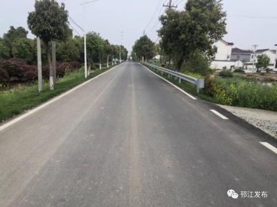 """【身边事】2020年""""四好农村路""""市级示范镇(街道)名单出炉,甘泉街道上榜!"""
