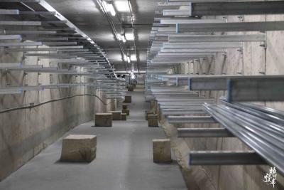 扬州首个地下综合管廊建成,来看看有啥功能……