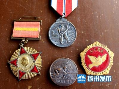 渡江战役、上海战役、抗美援朝!看扬州93岁老兵的峥嵘岁月……