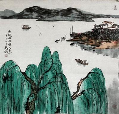 """本周日,扬州这场书画慈善义卖邀您""""艺起来公益"""""""