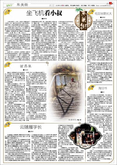 【东关街】毛豆地里长大   刘其定