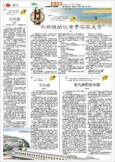 【东关街】老九家的盐水鹅 | 李明春