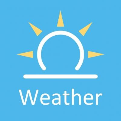 扬州市气象台解除雷暴大风黄色预警