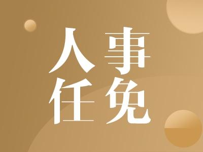 江苏省人民政府公布最新人事任免