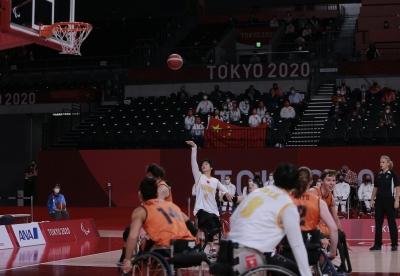 闭幕式旗手定了!女子轮椅篮球运动员张雪梅