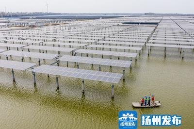 """宝应""""风光渔""""互补,倡导绿色生态发展"""