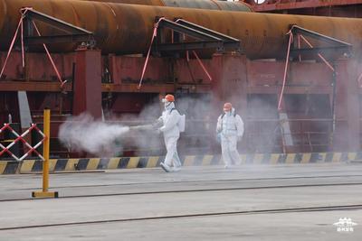 扬州市开展水路口岸疫情处置应急演练