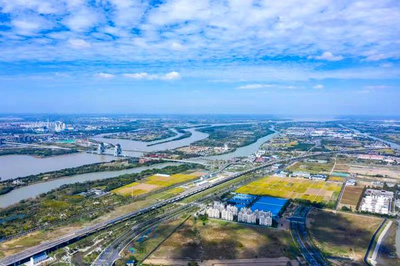 以生态科技新城的高质量、跨越式发展,引领带动江广融合区整体发展——  用奋斗与实干将美好蓝图变为现实模样
